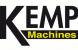 Kemp Machines Logo Wit 250x159